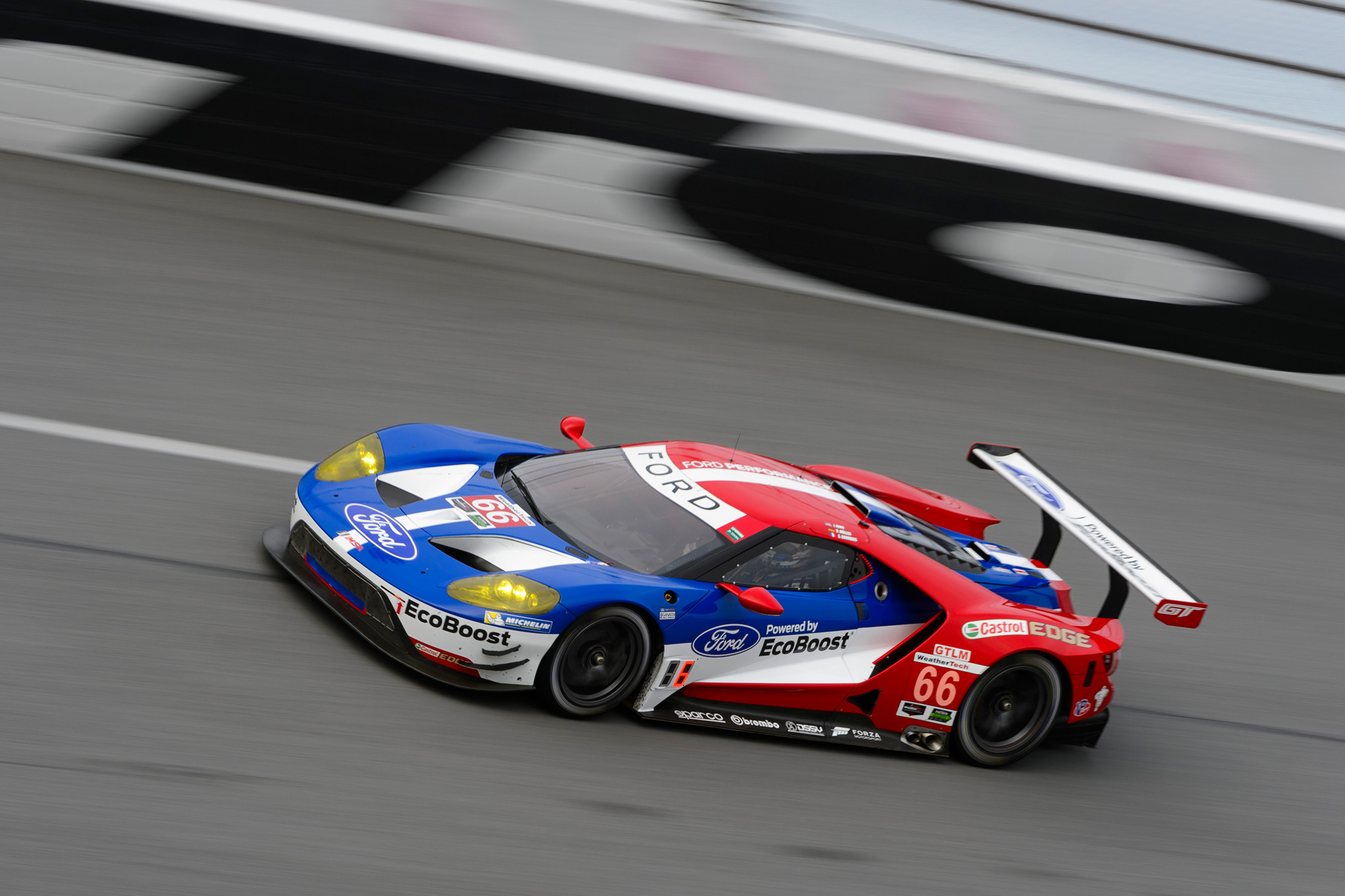 Season will start with the Rolex 24H of Daytona (Video)