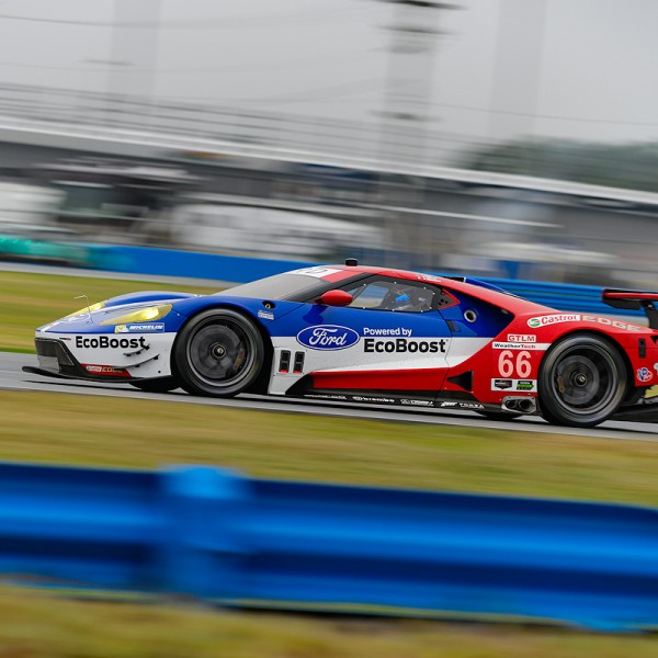 No 66 Ford GT