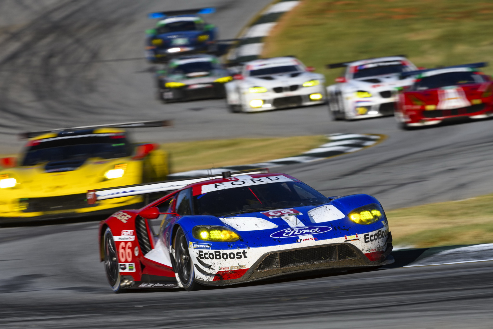 "Great season finale at ""Petit Le Mans"""