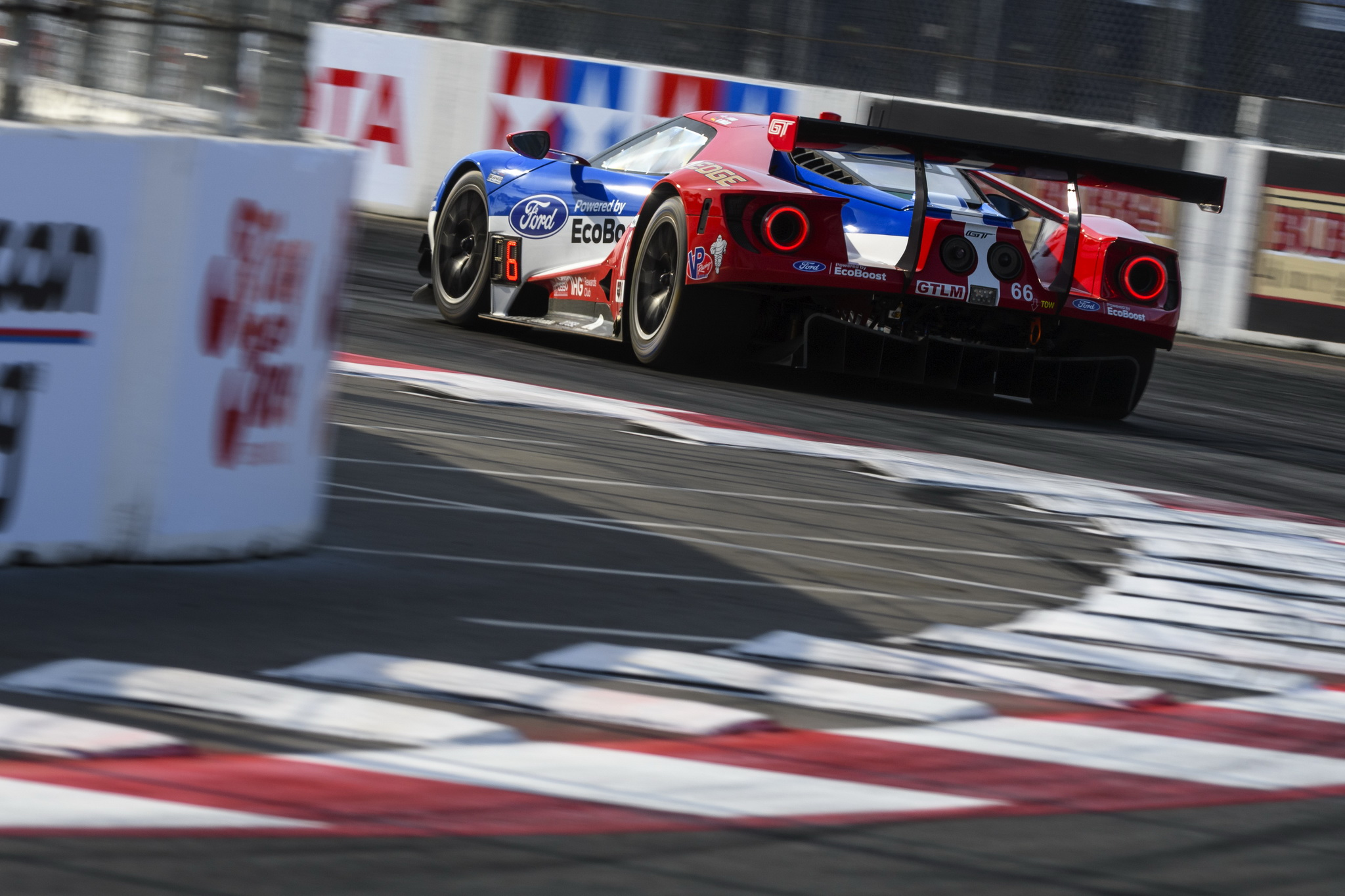 Ford Chip Ganassi Ready for Long Beach Street Circuit Sprint
