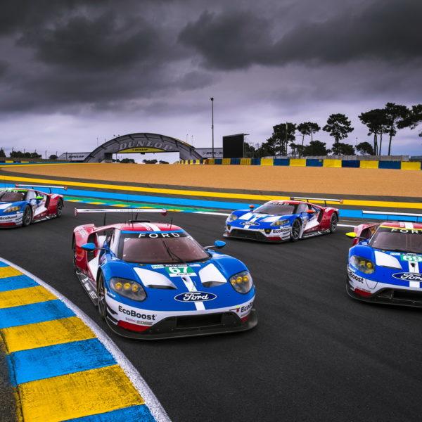 2017 World Endurance Championship Round Three, Le Mans Testing Circuit de la Sarthe, Le Mans 3rd – 4th June 2017 Photo: Drew Gibson