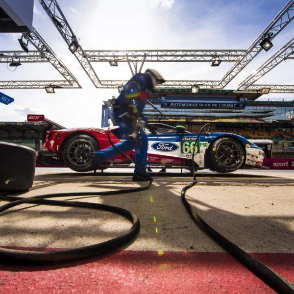 2017 World Endurance ChampionshipRound Three, Le Mans TestingCircuit de la Sarthe, Le Mans3rd Ð 4th June 2017Photo: Drew Gibson