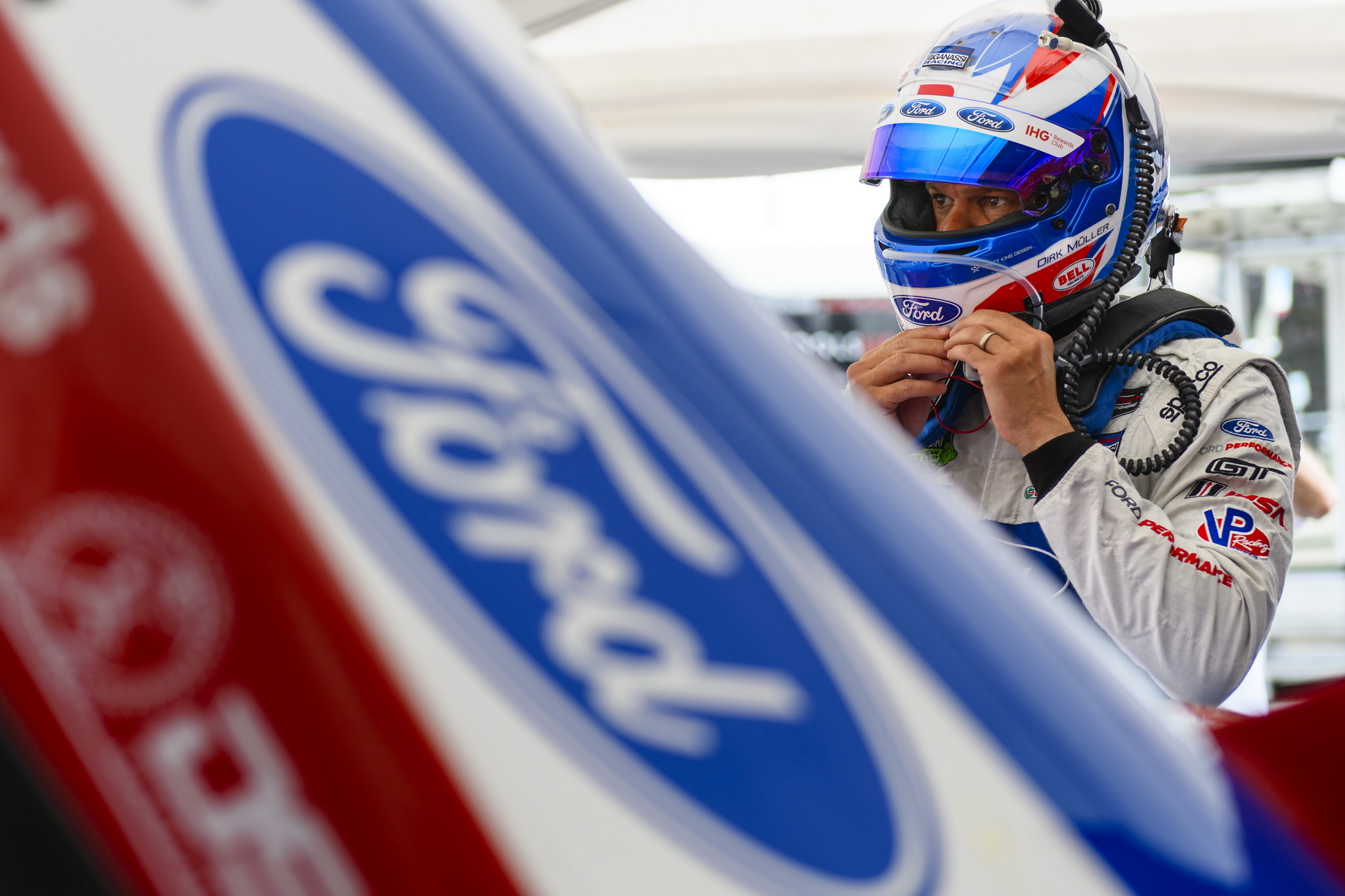 Ford Chip Ganassi Racing to Tackle Mosport in Second of Back-to-Back Races in WeatherTech Championship