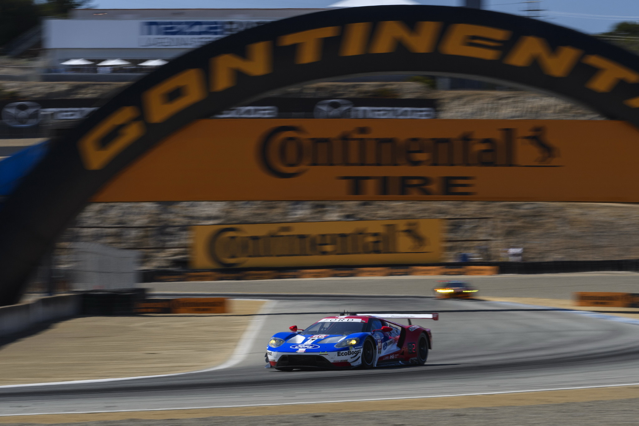 Ford Chip Ganassi Racing Qualifies p2, 5 for America's Tire 250