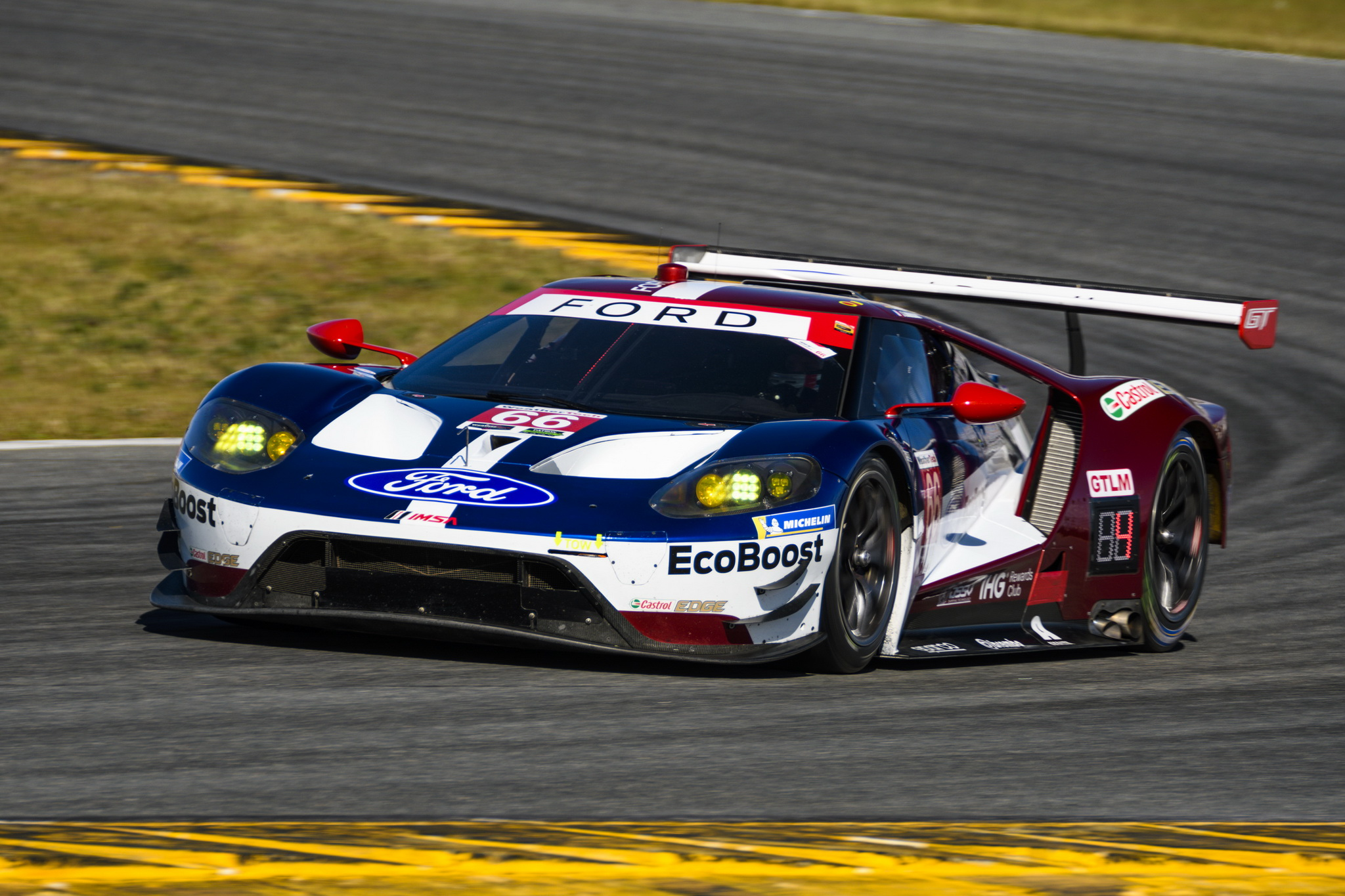 Ford Chip Ganassi Racing List Of Motivations Long For Rolex  At Daytona