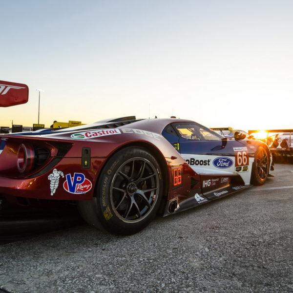 2018 IMSA - 12 Hours of Sebring