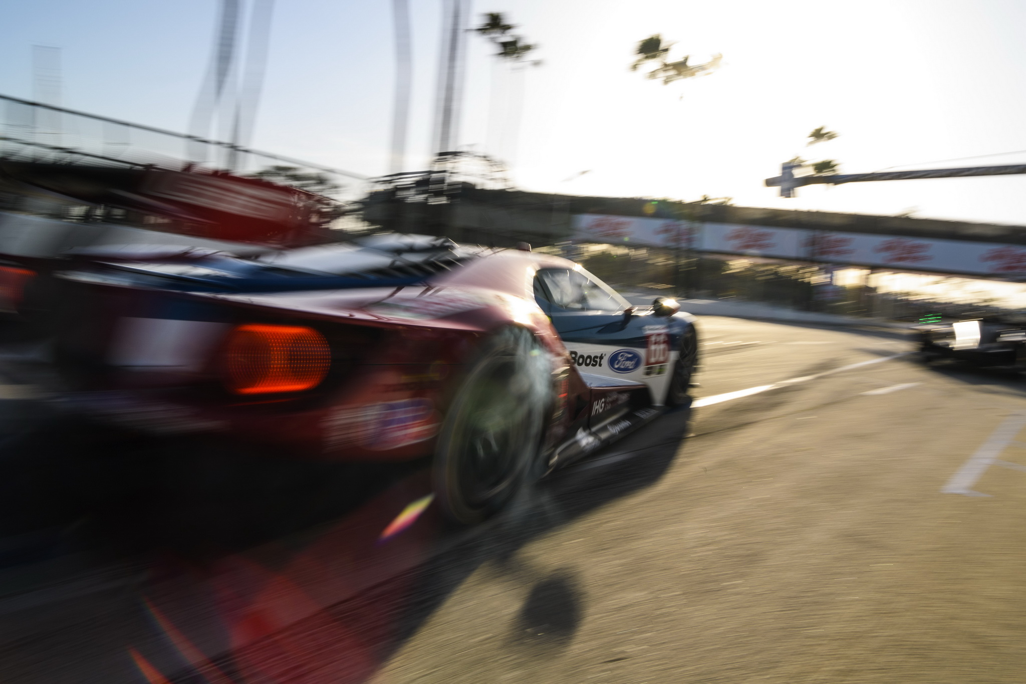 After Two Toughest Endurance Races, Ford Chip Ganassi Racing GTs Prepare for Long Beach Sprint Event