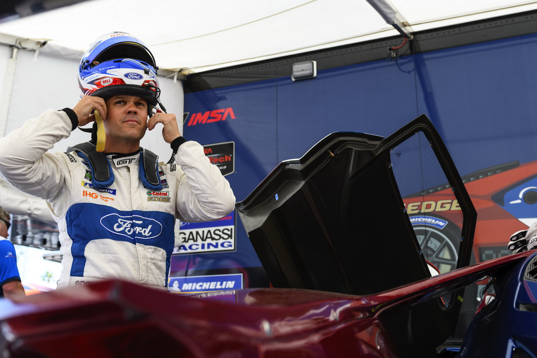 Ford Chip Ganassi Racing Anticipates Debut IMSA Race at Mid-Ohio Sports Car Course