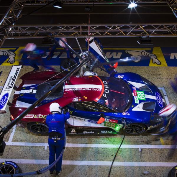 2018 World Endurance Championship. Le Mans, France  11th - 17th June 2018 Photo: Drew Gibson