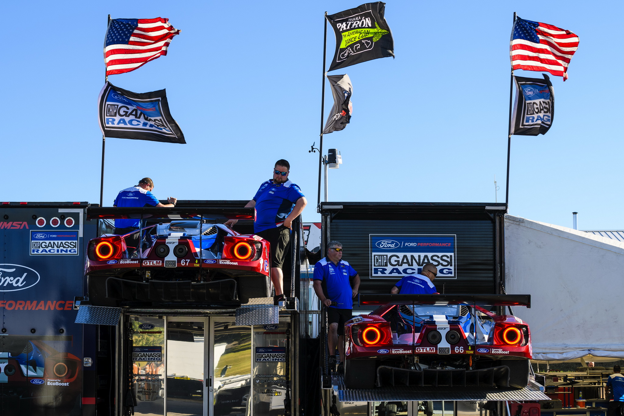Ford Chip Ganassi Racing Resumes Regular-Season IMSA Competition with Six Hours of the Glen