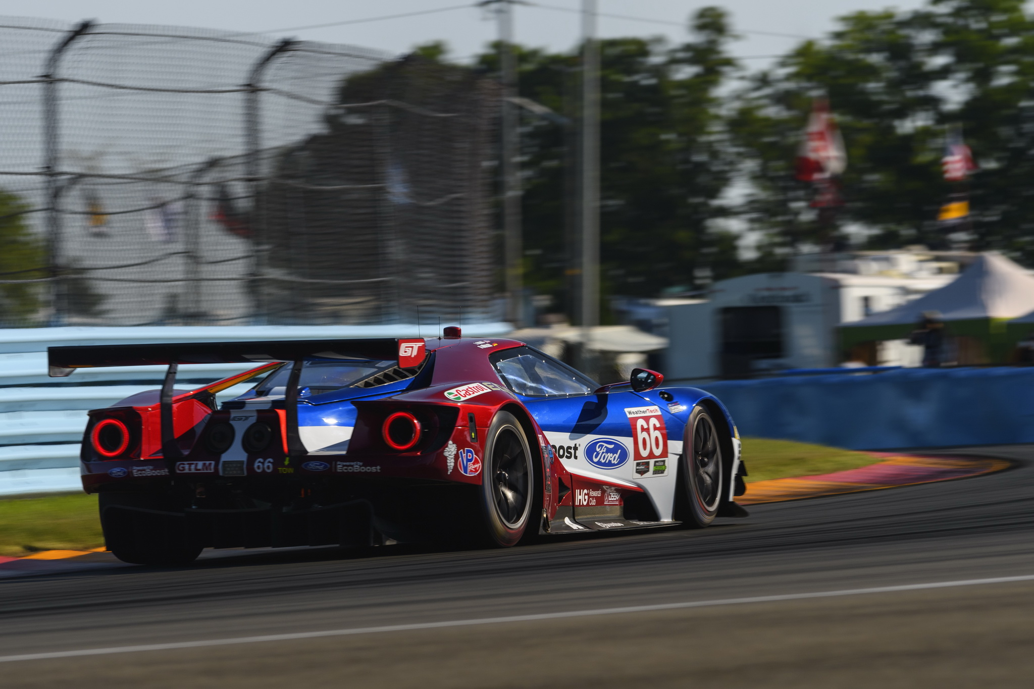 Ford Chip Ganassi Racing Enters Mosport with Momentum as Summer Racing Schedule Picks Up