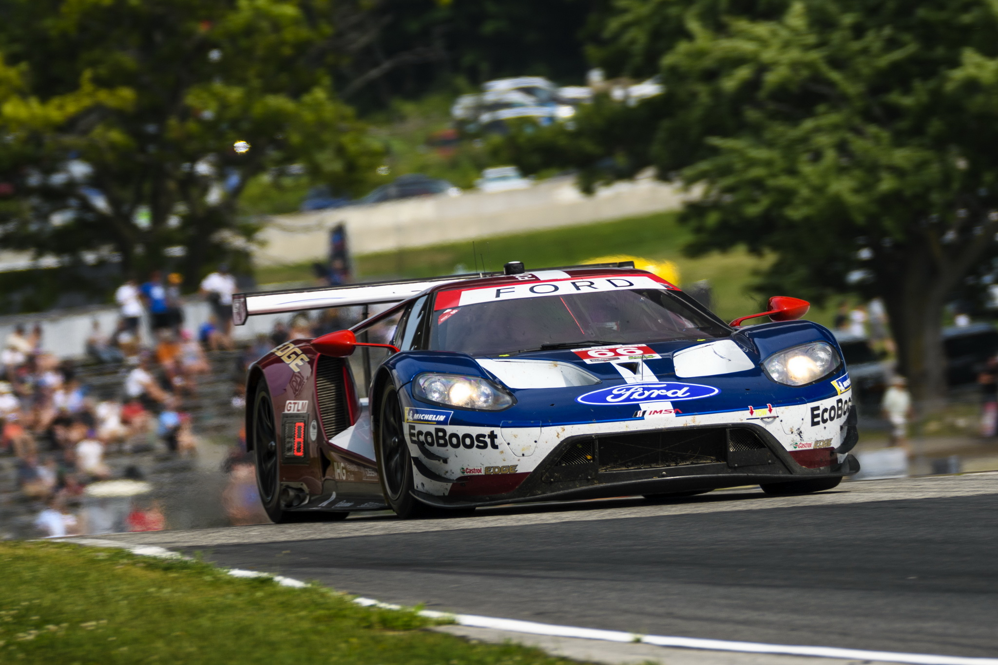 Title Within Sight for Ford Chip Ganassi Racing as IMSA Season Reaches End at Petit Le Mans