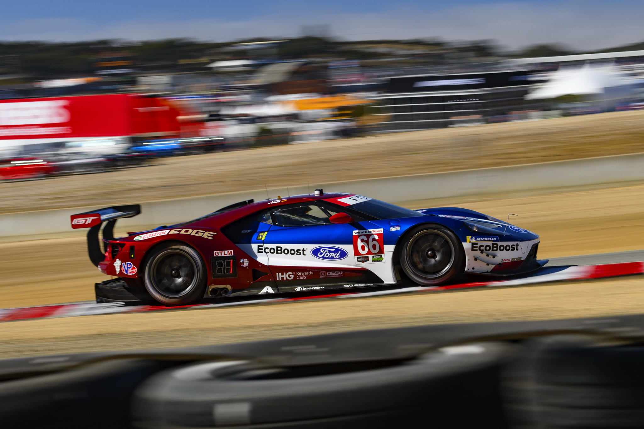 Fight for First GTLM Championship Goes Down to Last Race of the Year for Ford Chip Ganassi Racing