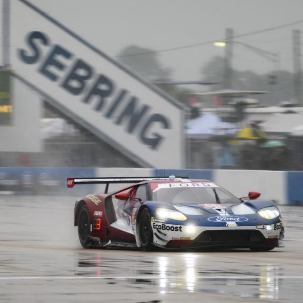 2019 IMSA - 12 Hours of Sebring