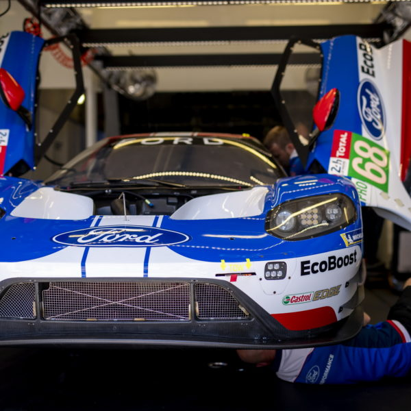 2018/19 World Endurance ChampionshipLe Mans Test2nd June 2019Le Mans - FrancePhoto: Christopher Lee / Drew Gibson Photography