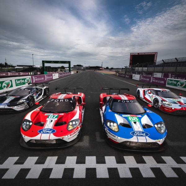2018/19 World Endurance Championship Le Mans Test 2nd June 2019 Le Mans - France Photo: Nick Dungan / Drew Gibson Photography