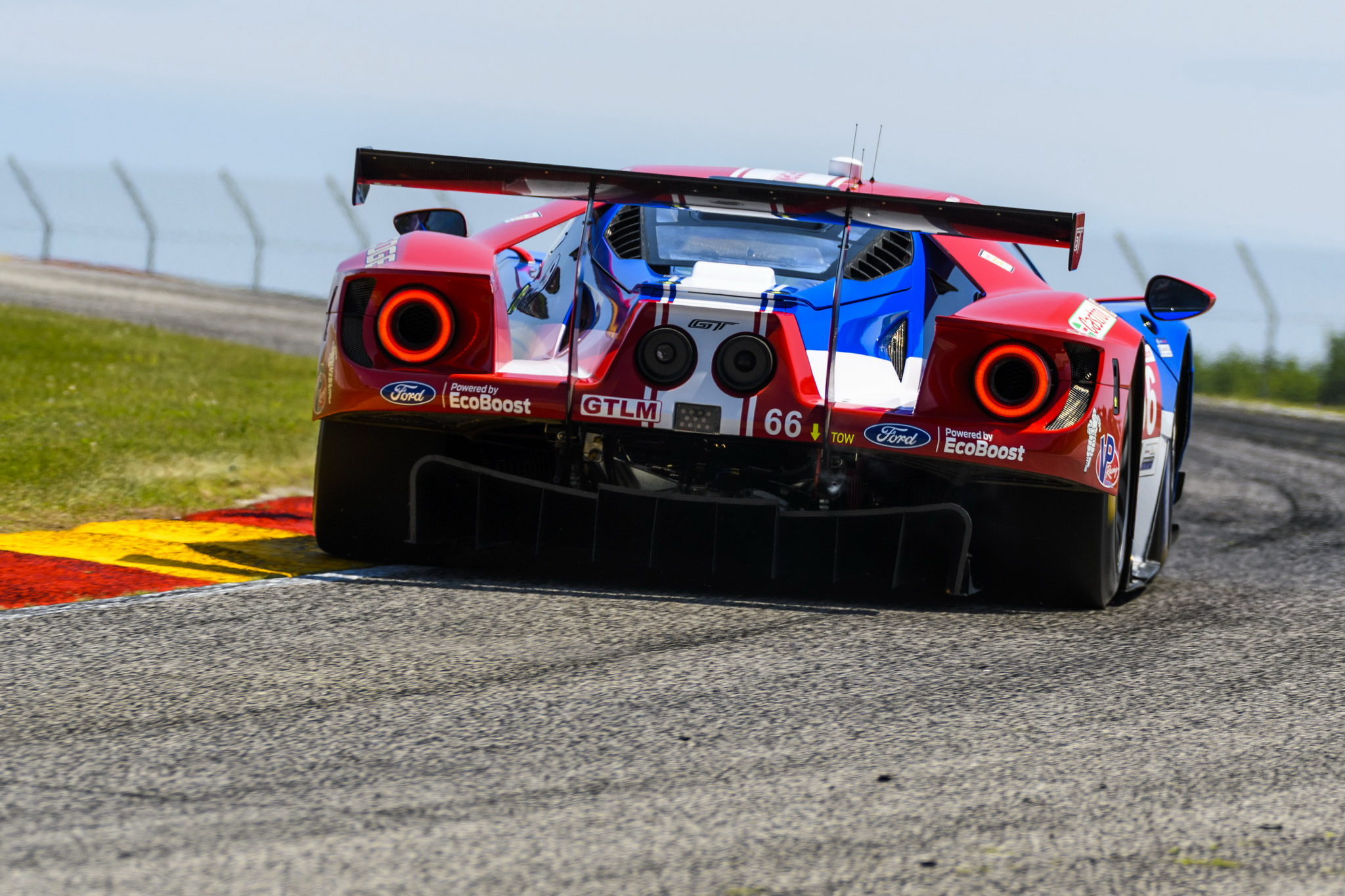Ford Chip Ganassi Racing Chases First Win At VIR; Hopes to Keep Win Streak Alive